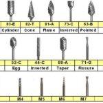 Laboratory Carbide Burs (Meta Dental)