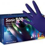 Aurelia Sonic Nitrile Gloves