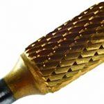 Titanium Nitrite Coated Carbide Bur Single HP